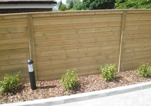 sound proof fence