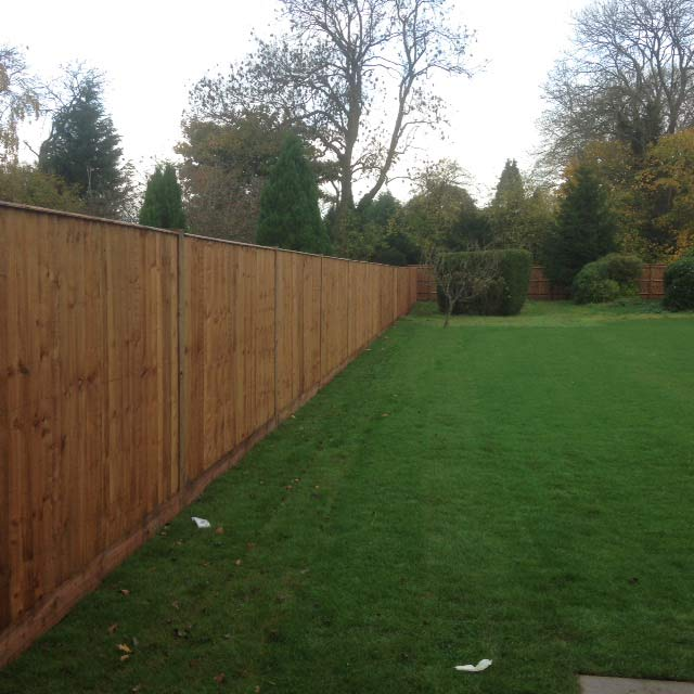 Close Board Fencing Closeboard Fence Panels Clayton S