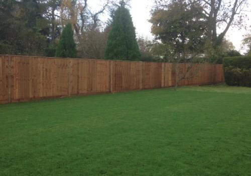 garden fencing Amersham