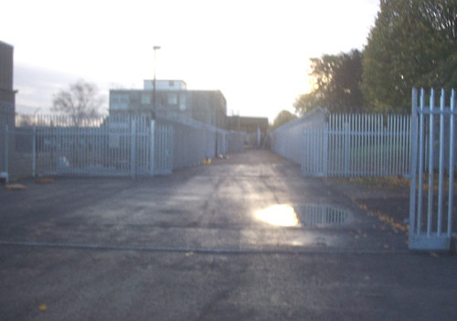 Security Fencing - Palisade Fencing
