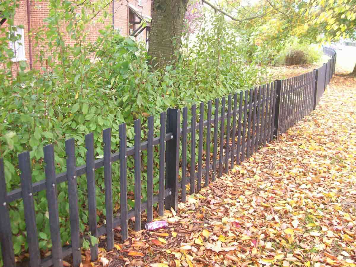Commercial fencing security privacy fences clayton s