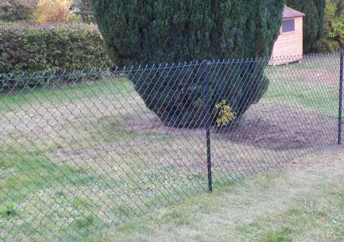 Strong and durable chain link fencing