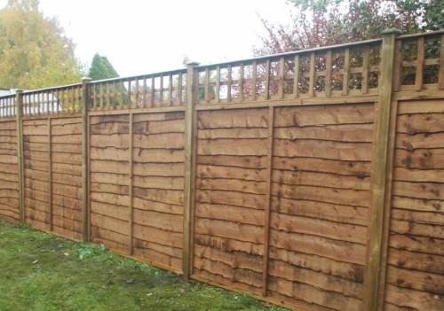 Larche lap fence